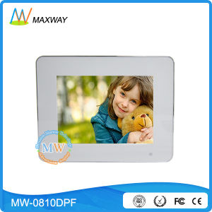 Promotion Gift 8 Inch Digital Photo Frame Remote Control pictures & photos