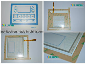 Waterproof Membrane Keypad Switch with PMMA Backer pictures & photos