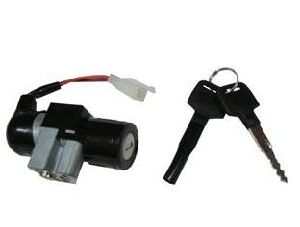 Motorcycle Parts Motorcycle Switch Key Set for Honda C125 Biz125 pictures & photos