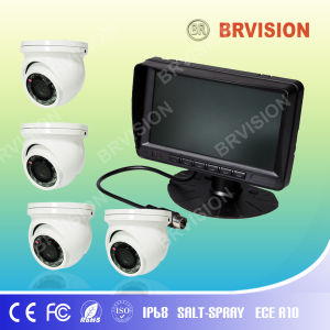 7inch Vehicle System/ TFT Digial Monitor /Mini Dome CCD Camera pictures & photos