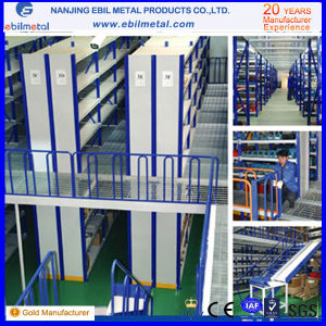 Widely Use in Factory & Warehouse High Quality Multi-Tier Racking pictures & photos