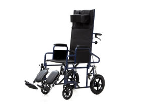 """Reclining, 12"""" and 24"""" Rear Wheels, Wheelchair, (YJ-011L) pictures & photos"""