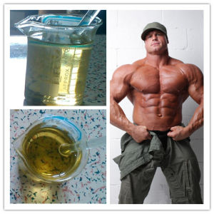 99% Purity Ananbolic Steroid Hormone Powder Trenbolone Acetate pictures & photos