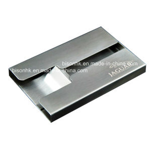 Metal Pocket Business Card Holder pictures & photos