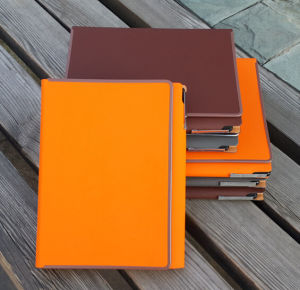 Multipurpose Leather Notebooks pictures & photos