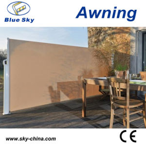 Metal Retractable Invisible Side Awning (B700) pictures & photos