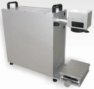 New Model Metal Fiber Laser Marking Machine pictures & photos
