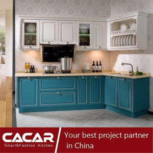 The Decent Luxury Cabinets for Kitchen with Particle Board pictures & photos