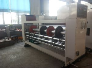Cardboard Box Machine with Printer Slotter Die Cutter pictures & photos