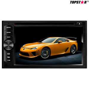6.2inch Double DIN 2DIN Car DVD Player with Android System Ts-2003-1 pictures & photos