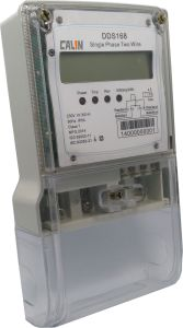 Single Phase Tamper Proof Electricity Energy Meter pictures & photos