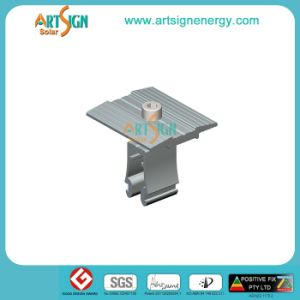 Solar Clamp for Aluminum Solar Panel Stand in PV System pictures & photos