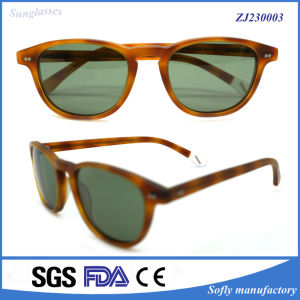 Best Selling Arrival Fashion Acetate Designer Polarized Eyeglasses pictures & photos
