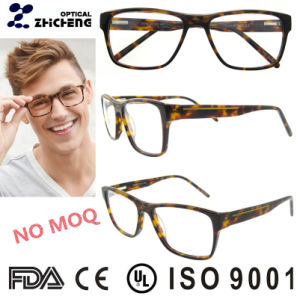 Acetate Optical Frame High Quality Eyeglass Frame Men Eyewear pictures & photos