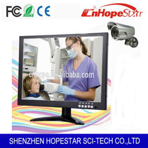 Industrial High Quality 10.1 Inch LCD CCTV Monitor for Security System with BNC AV HDMI pictures & photos