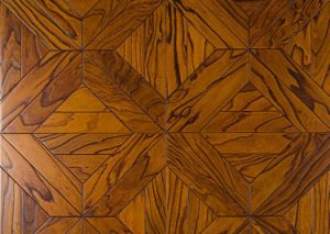 Natural Multilayer Art Parquet Floor with Ce Certification pictures & photos