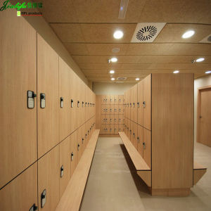 Jialifu Customized Compact Laminate and MDF Lockers pictures & photos