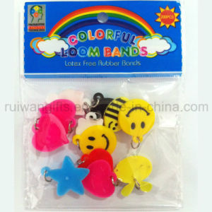 Fashion Rubber Loom Band Charms for Kids DIY Bracelet Charms pictures & photos