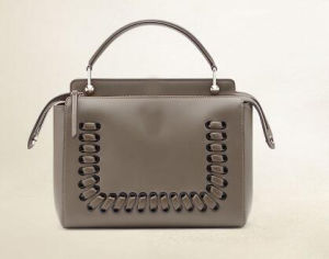 Eyelet Decro Fashion Handbag (WZX21531) pictures & photos
