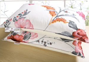 Printed Cover Microfiber Pillow pictures & photos