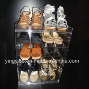 Best Seller Acrylic Shoe Storage Container pictures & photos