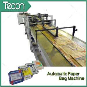 High-Tech Paper Bag Fabrication Facilities for Making Multiwall Paper Bag pictures & photos