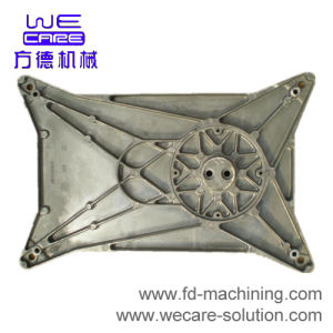 OEM Grey and Ductile Cast Iron Casting