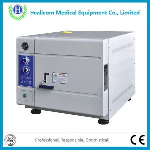 Hts-50b Cheap Table Type Steam Sterilizer pictures & photos