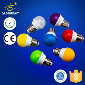 Festival Christmas RGB Color LED Bulb on Sale pictures & photos