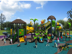 Kaiqi Large Explorer Series Children′s High Quality Outdoor Playground (KQ50073A) pictures & photos
