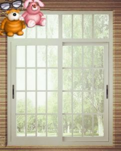 Europe Style UPVC / PVC Window pictures & photos