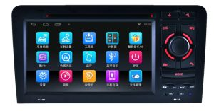 Android Systems GPS Navigation for Audi A3/S3 Car DVD Radio Bluetooth 3G WiFi pictures & photos