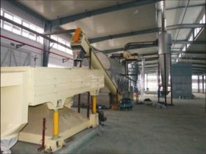 Hollow Core Particle Board Production Line pictures & photos
