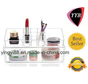 High Quality Acrylic Cosmetic Display with SGS Certificates pictures & photos