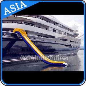 Yacht Slide, Inflatable Slide for Adults, Inflatable Yacht Floating Water Slide pictures & photos