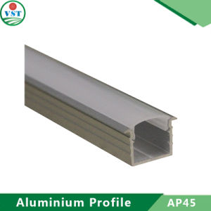 Square Outlook Aluminum Profile for LED Strip Light pictures & photos