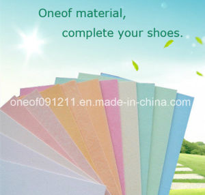 Waterproof Nonwoven Insole Board for Shoe Insoles pictures & photos