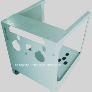 Zinc Enclosure Metal Cabinet Sheet Metal Fabricated Products pictures & photos