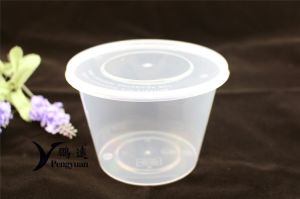 PP Plastic Disposable Food Container Lunch Box 900ml pictures & photos