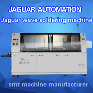 Lead Free SMD Wave Soldering Machine with Temperature Testing pictures & photos
