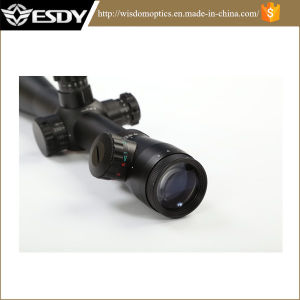 Military Tactical 3.5-10x40 Mil-DOT Airsoft Rifle Scope for Shooting pictures & photos