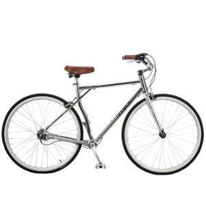 Tdjdc with Shimano Inner 3-Speed Transmission 700c High Precision Shaft Drive Road Bicycle with SUS 304 Stainless Steel Frame Silver Jdc-RS200 pictures & photos