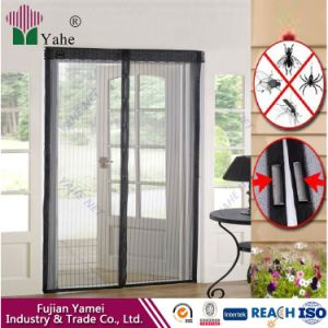 Magnetic Soft Fly Interior Screen Door
