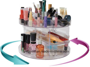 High Quality Acrylic Rotating Lipstick Holder (YYB-0399) pictures & photos