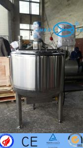 Inox Stainless Steel Mixing Emulsification Tank Ss304 Ss316L pictures & photos