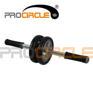 Double Power Removable Smart Ab Wheel (PC-AW1092) pictures & photos
