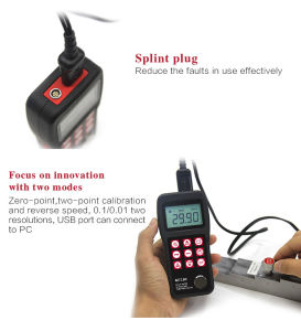 Ultrasonic Thickness Gauge/Thickness Gauge pictures & photos