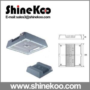 Small Square Glass Cover LED Ceiling Lights Housing (SUN-GS-11) pictures & photos