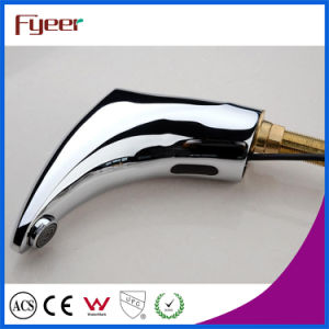 Fyeer Wholesale Cheap Cold Water Only Automatic Sensor Tap pictures & photos