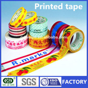Dongguan Weijie BOPP Adhesive Colorful Printed Tape pictures & photos
